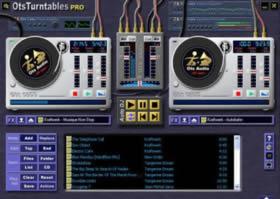 Logiciel mix OTSTurntables